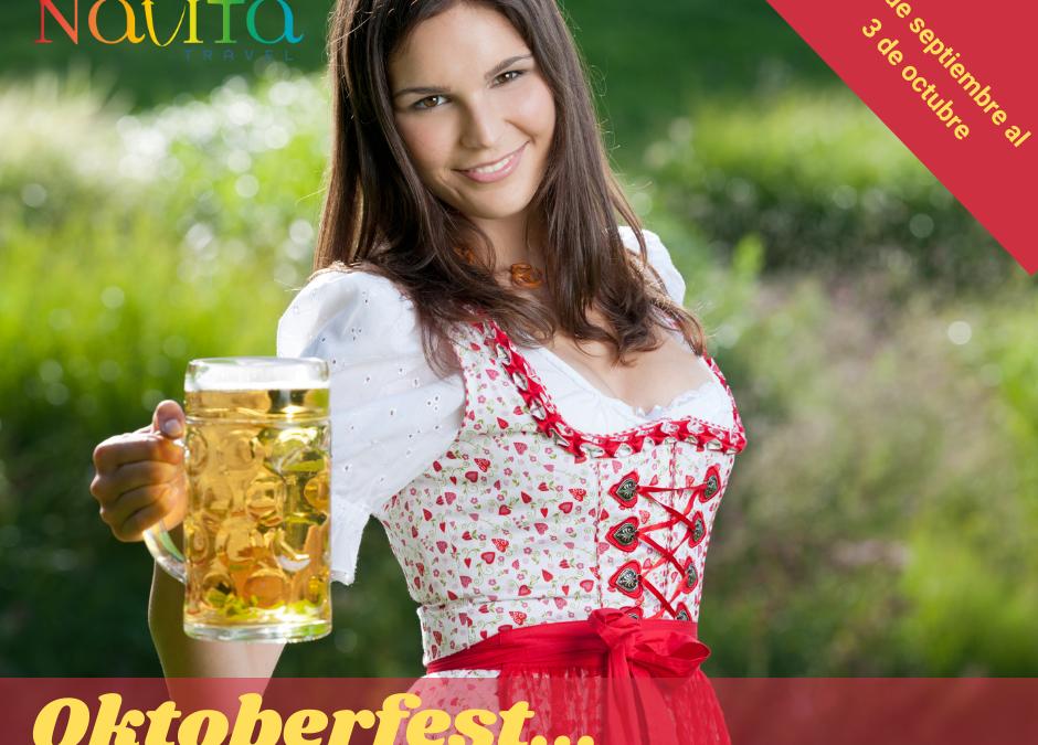 Ya está aquí el Oktoberfest de Alemania