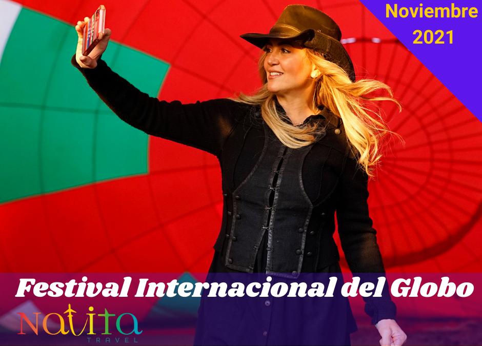 FESTIVAL INTERNACIONAL DEL GLOBO:  FIG LEÓN