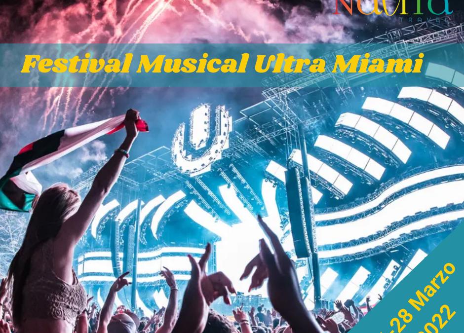 Ultra en Miami y todo el mundo…